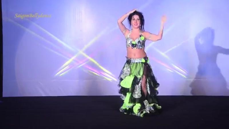 [Vietnam Belly Dance Festival 2015] Daila Jansikova - Rock n' Darbuka 11.07 19490