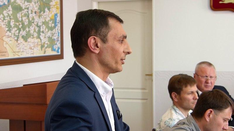 Встреча в администрации по ТБО Кулаковский 07.05.2018, часть 1