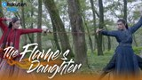 The Flame's Daughter  Подобная пламени Жугэ - EP9  Bin Bin and Dilraba Fight Eng Sub
