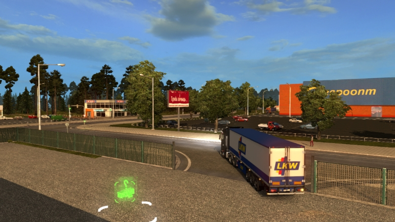 DOLBANATOR 174: Euro Truck Simulator 2 | Poznań - Гомель