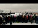 парад в Североморске