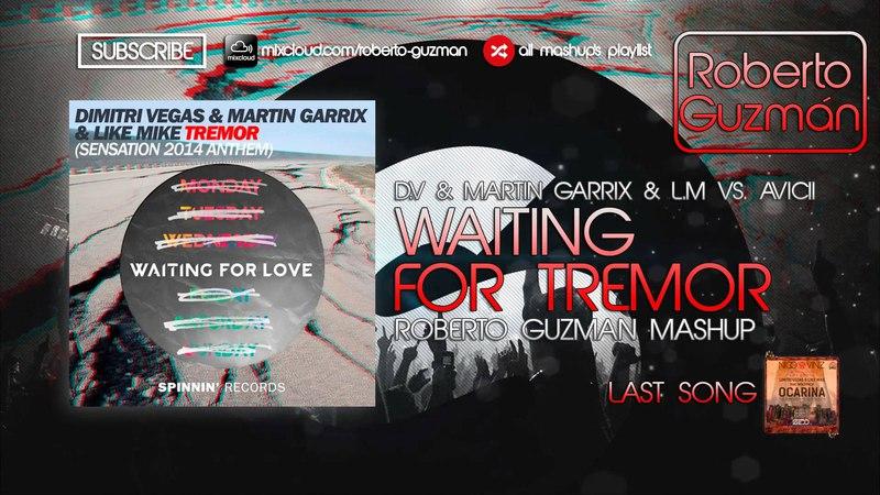Dimitri Vegas Martin Garrix Like Mike vs. Avicii - Waiting For Tremor (Roberto Guzmán Mashup)