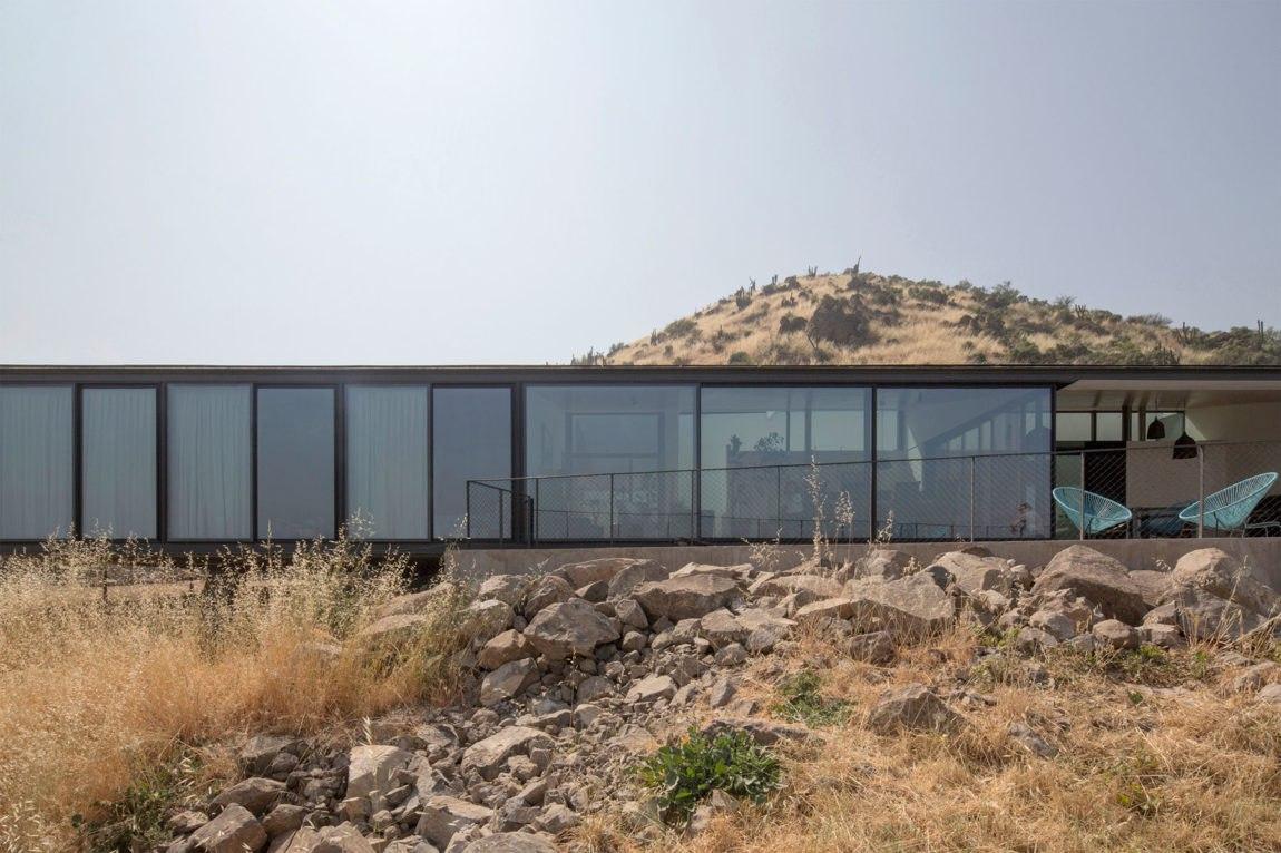 Частный дом в Чили