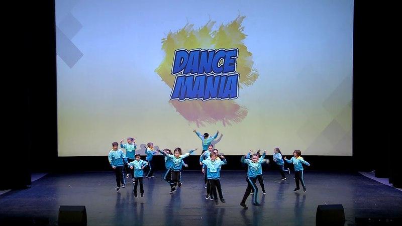 DANCE MANIA Парниковый Эффект