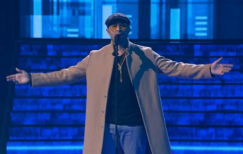 Дэйв Дарио English man in New York Голос 6 сезон четвертьфинал 8 декабря 2017