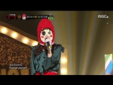 SHOW 180128 Eunjung - Strawberry Girl - King of Masked Singer - Performance - R.P.G (Rocket Punch Generation) - W&ampWHALE