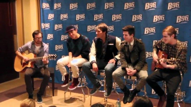 Big Time Rush performs