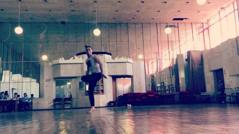 Hurts - ready to go / choreography by Vitalii Savchenko