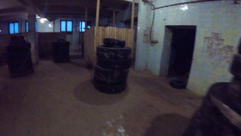 Новая пейнтбольная площадка STALKER от ПК Контр-Страйк (2 этаж)