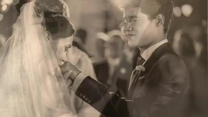 Um pedacinho da surpresa. Pra comemorarmos nossos 5 anos de casados!! XIII.XII.XII ❤️