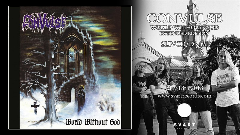 Convulse - Introduction/World Without God (Official Audio)