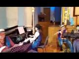 Елки в Органном Зале. (2)