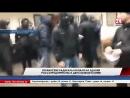 Украинские радикалы напали на здания Россотрудничества и двух банков в Киеве Как передаёт ТАСС, националисты бросали в окна мета
