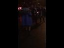 Это Таганрог! Голая девушка танцует в новый год на улице