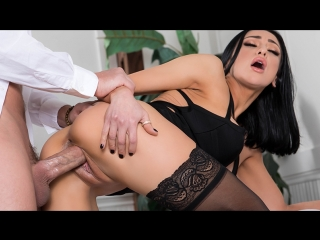 Audrey Bitoni [HD 1080, Big Tits, Brunette, Blowjob, POV, Massage, All Sex, New Porn 2018]