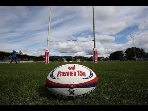 LIVE | Gloucester-Hartpury Womens RFC v Saracens Women