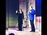 Оксана Федорова и Дмитрий Галихин