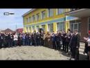 Порошенко в Волновахе Мы освободим нашу землю Донбасса