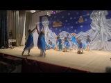 Танцевальная студия Каприз в Азовской. Танец Снится сон, приуроченный ко Дню матери.