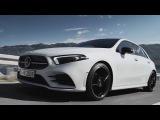 The new Mercedes Benz A Class 2018  World Premiere   Trailer 720p