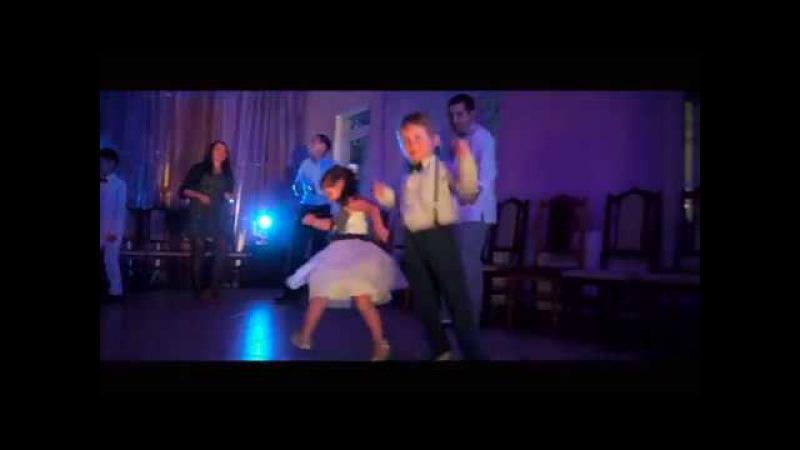 Промо ролик весільні танці.