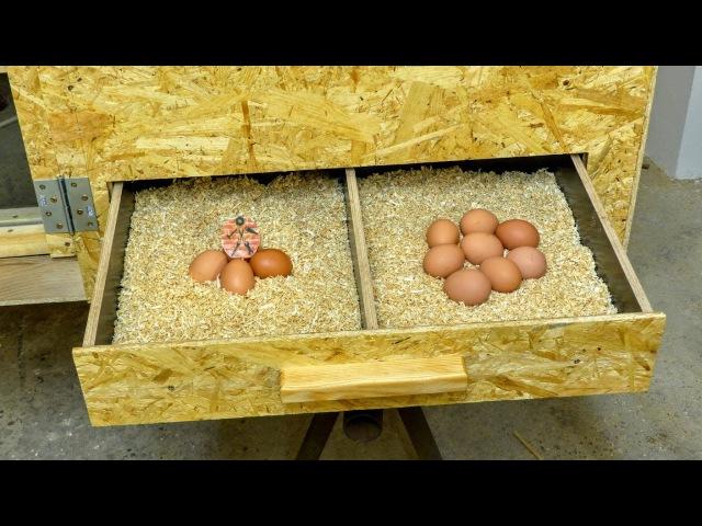 Kurník 2/3 Výroba / DIY Hen house 2/3 Building