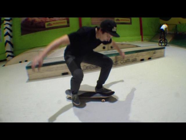 Nollie 360 nerd flip(Igor Shtogryn)