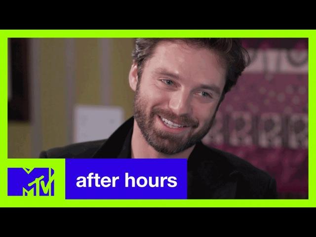 Sebastian Stan Auditions for Young Luke Skywalker | After Hours | MTV