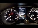 Nissan Xtrail T32 - из Японии с правым рулем. Русифицировали панель приборов.