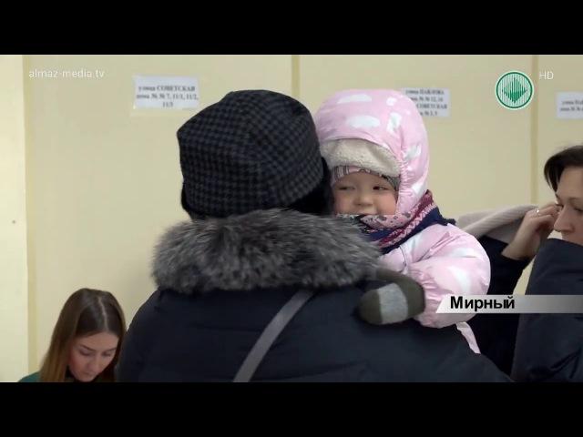 В Ленском районе на выборы пришли более 70% избирателей