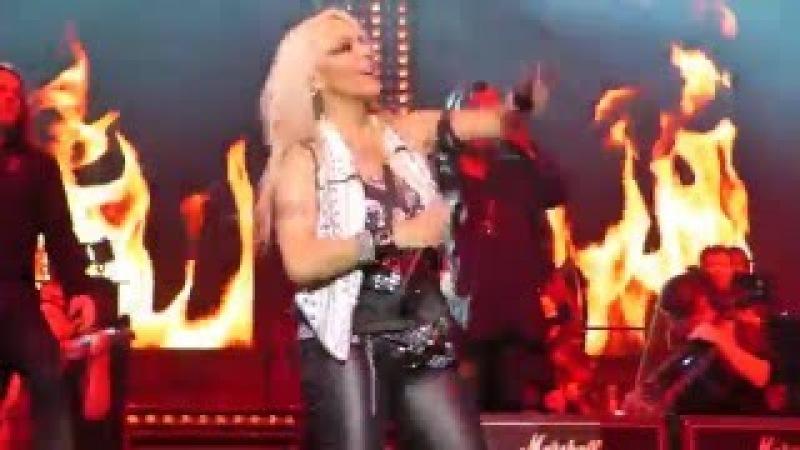 Rock meets Classic 2016 - Doro - All we are (Live) @ Jahrhunderthalle Frankfurt 05.04.16