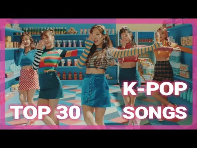 K-VILLE STAFF CHART - TOP 30 K-POP SONGS OF DECEMBER 2017 (WEEK 3)