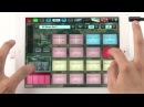 Yamaha Synthesizer Arpeggiator Drum Pad