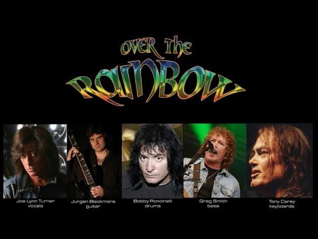 Рок передача о рок группах Deep Purple и Rainbow Часть 3