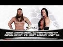 SBW PPV ROYAL RUMBLE - Daniel Brayan vs Bret Hart