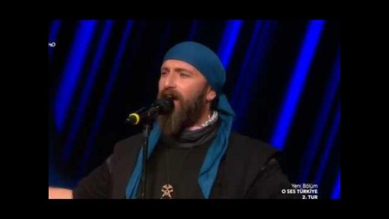 Kurtuluş Cihan - Kan ve Gül - O Ses Türkiye 2.Tur 19.01.2017