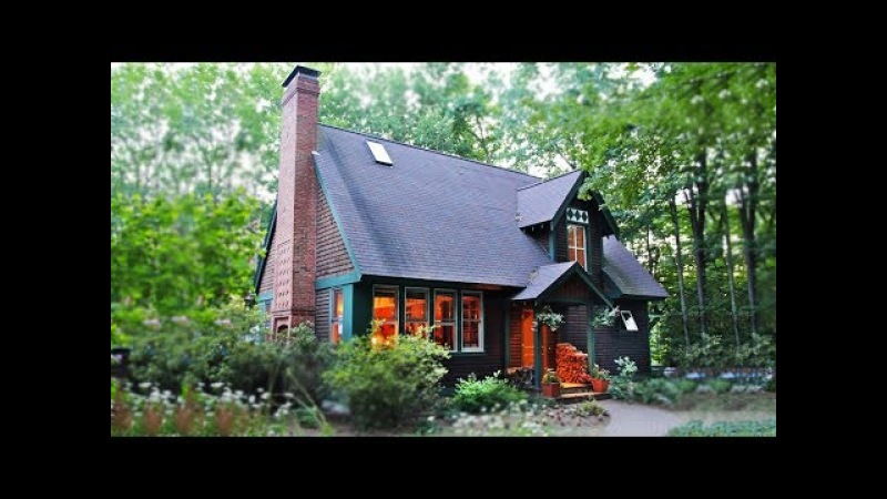 Enjoy Your Life In This Gable House Built By Ross Chapin Architects | Adorable Small House Design