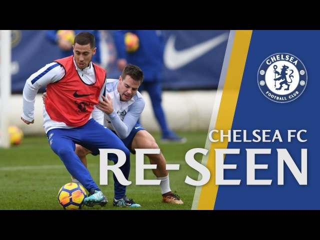 Outrageous Hazard Back Heel And Some Unbelievable Skills I Chelsea Re-Seen