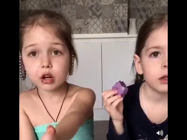 Я смеялась до слёз! Дочь сказала - Дай мне чая чтобы попа не слиплась от сладкого. ...