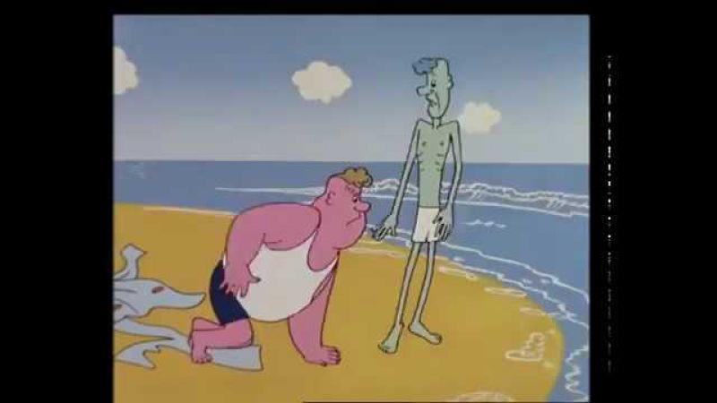 Мультфильм, запрещённый к показу на ТВ