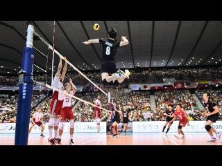 Yki Ishikawa () - Volleyball Superman () World Grand Champions Cup 2017