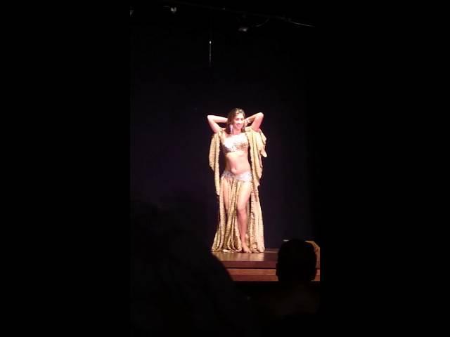 Sadie Marquardt, Gala Show México DF