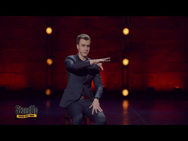 Stand Up: Иван Абрамов - О леггинсах, операции из детства, медицине и психологических проблемах