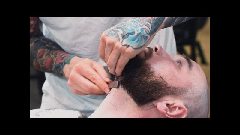 Как научиться брить опасной бритвой и стричь бороду/Секреты, о которых молчат