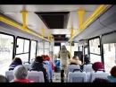 В городских автобусах запущен «Автоинформатор» Переславль