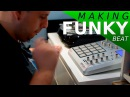 Making a beat with Akai MPD24 and Reason Ep57
