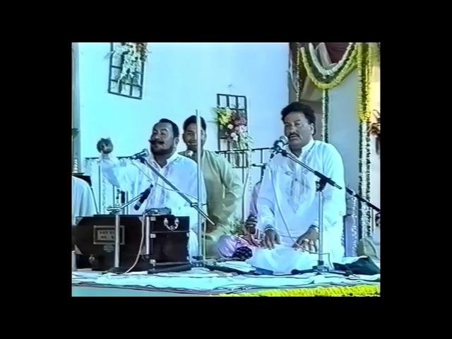 2002-0323 Qawwali At Birthday Celebrations, New Delhi, India
