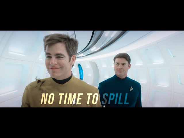 Kirk Bones || no time to spill