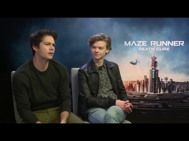 [VOSTFR] Labyrinthe 3 ~Maze Runner:The Death Cure~ Dylan O'Brien, Thomas Sangster cast play Test