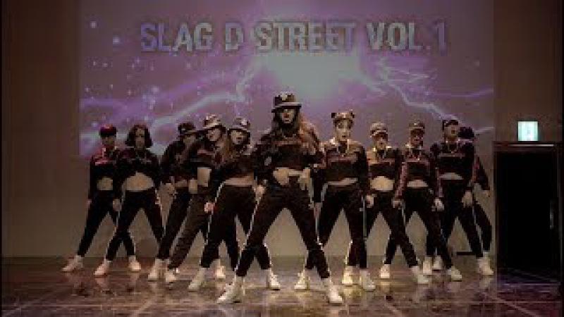 SLAG D STREET VOL.1 l AWESOME l Present By SYSMOB